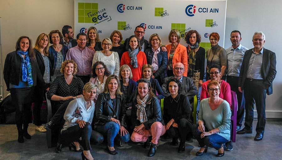 Directrices et Directeurs des campus Réseau Bachelor EGC 2017