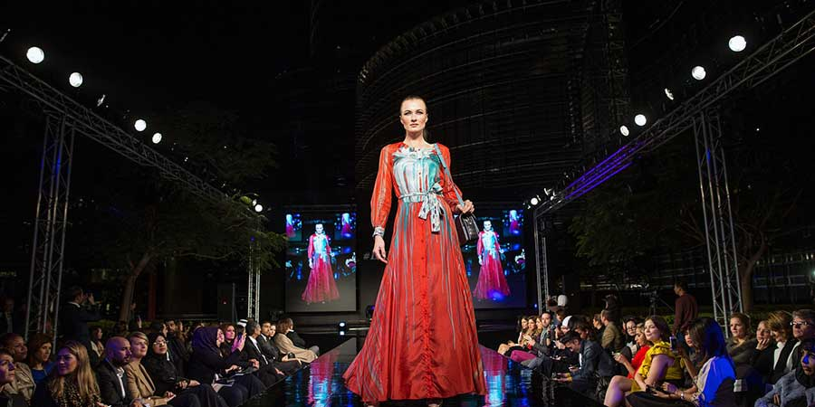 Défilé de mode EGC 2017