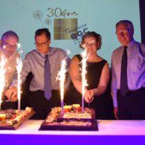 30 ans EGC