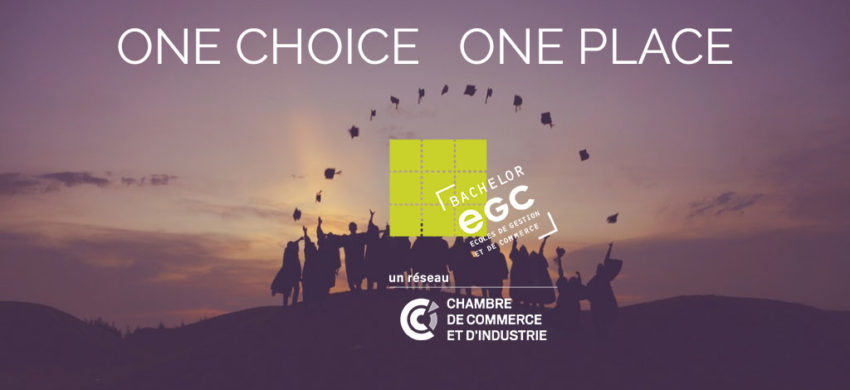 EGC - 1ère école de commerce de Normandie